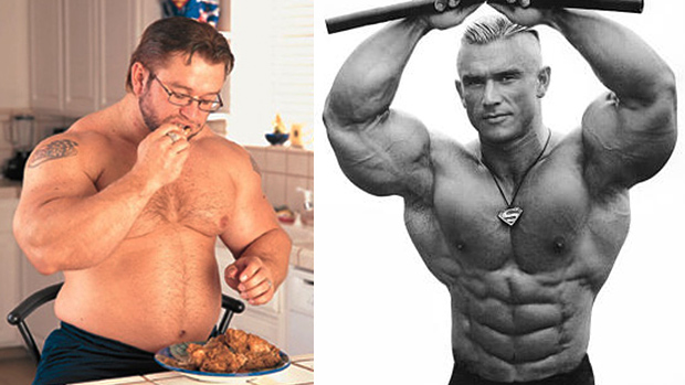 Lee-Priest dieting