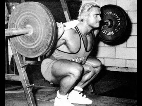 Squat More Weight