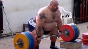 grizzly - ego lifting?
