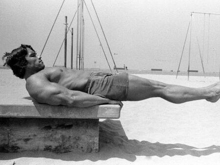 Athletic Arnie