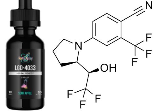 ligandrol - lg-4033
