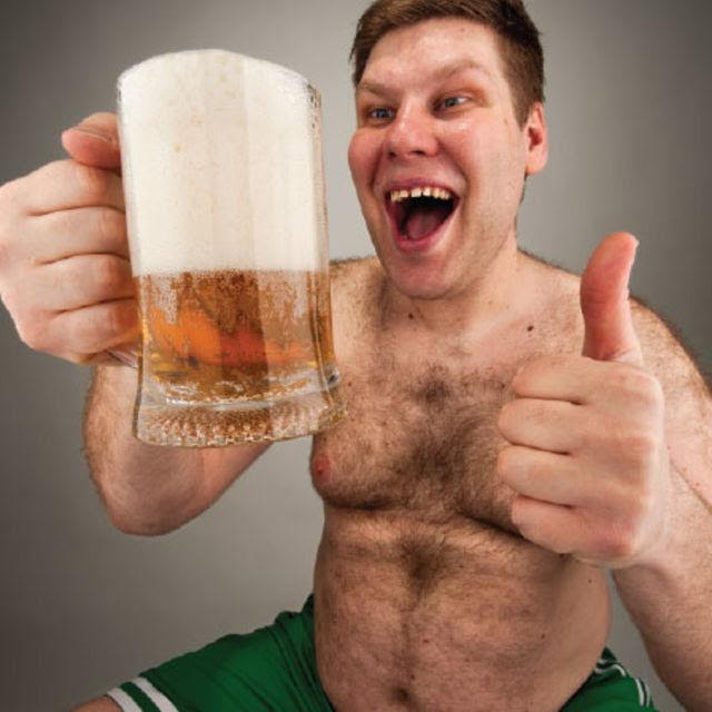lower Testosterone and Beer