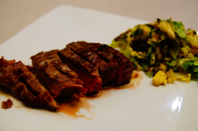 Steak and butter: a match made in heaven