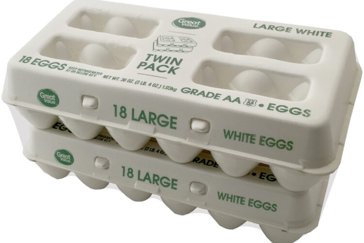36 eggs a day
