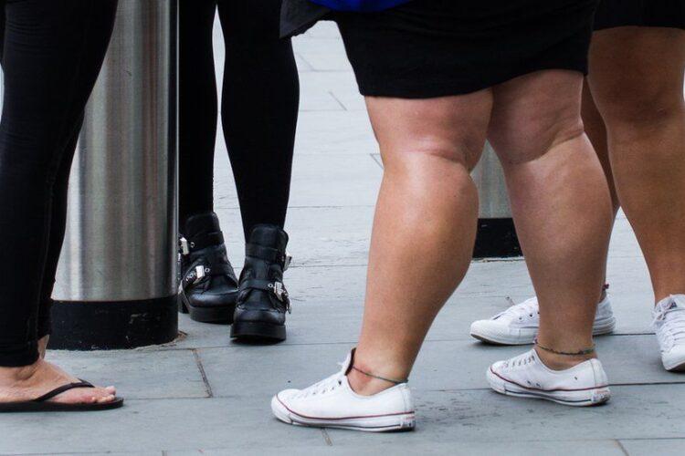 millennials gained weight