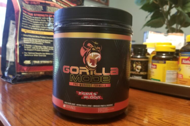 Gorilla Mode Tub