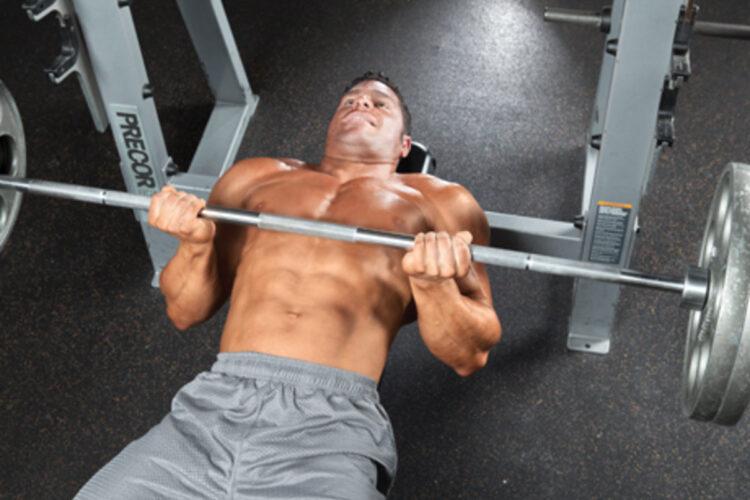 Reverse-Grip Bench Press