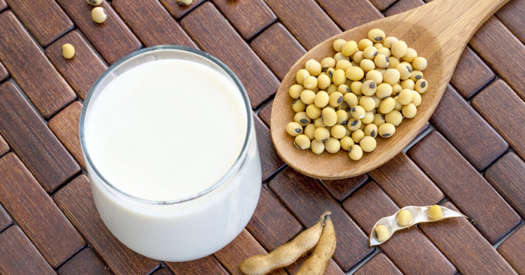avoid soy products