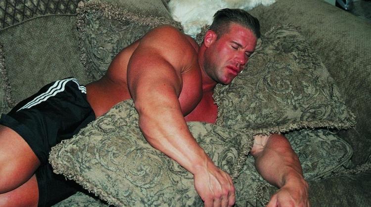 sleep and testosterone