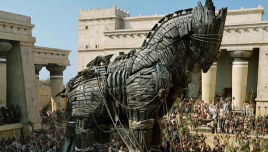 microplastic trojan horse