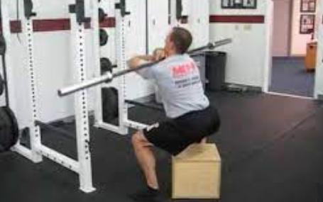 box front squat