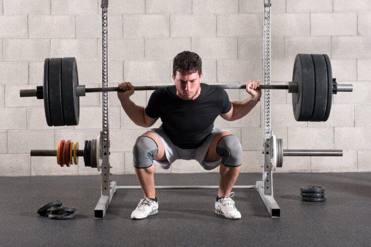 paused squat