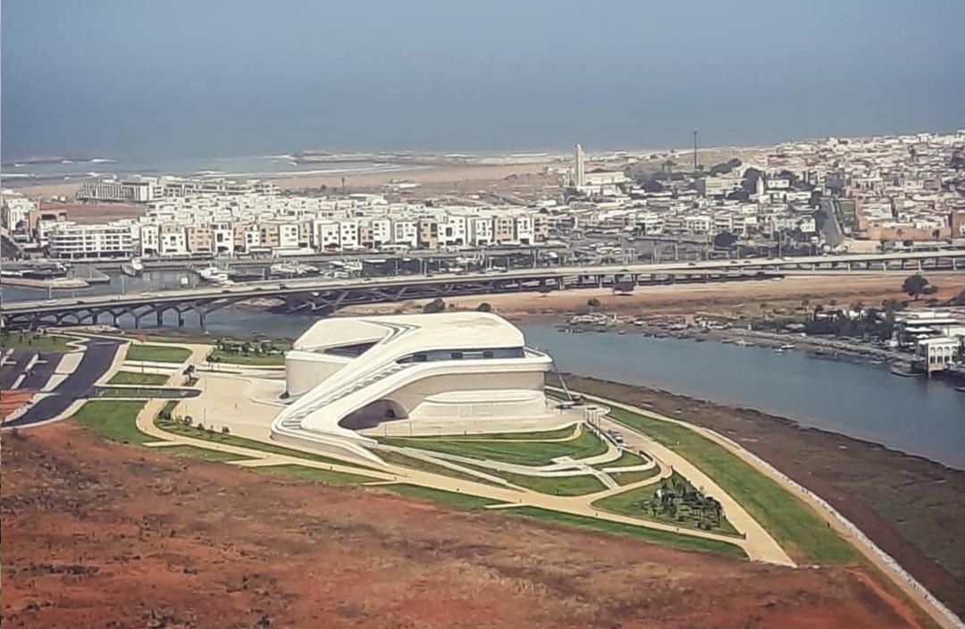 Grand Theatre of Rabat