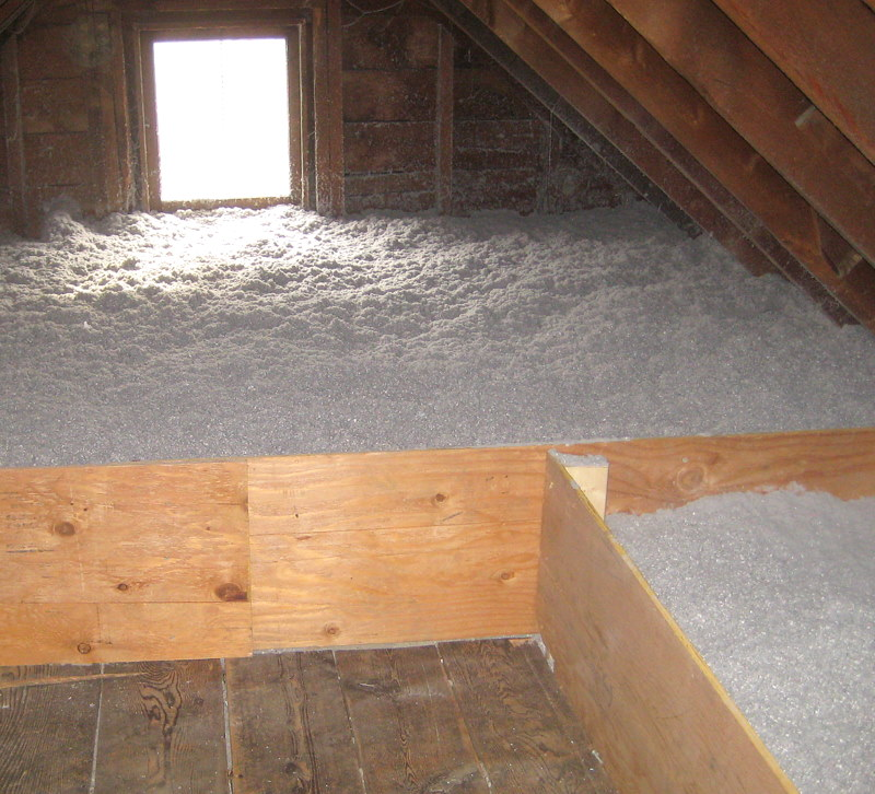 Attic Renovation in 5-Points. New Wiring, New Ducts