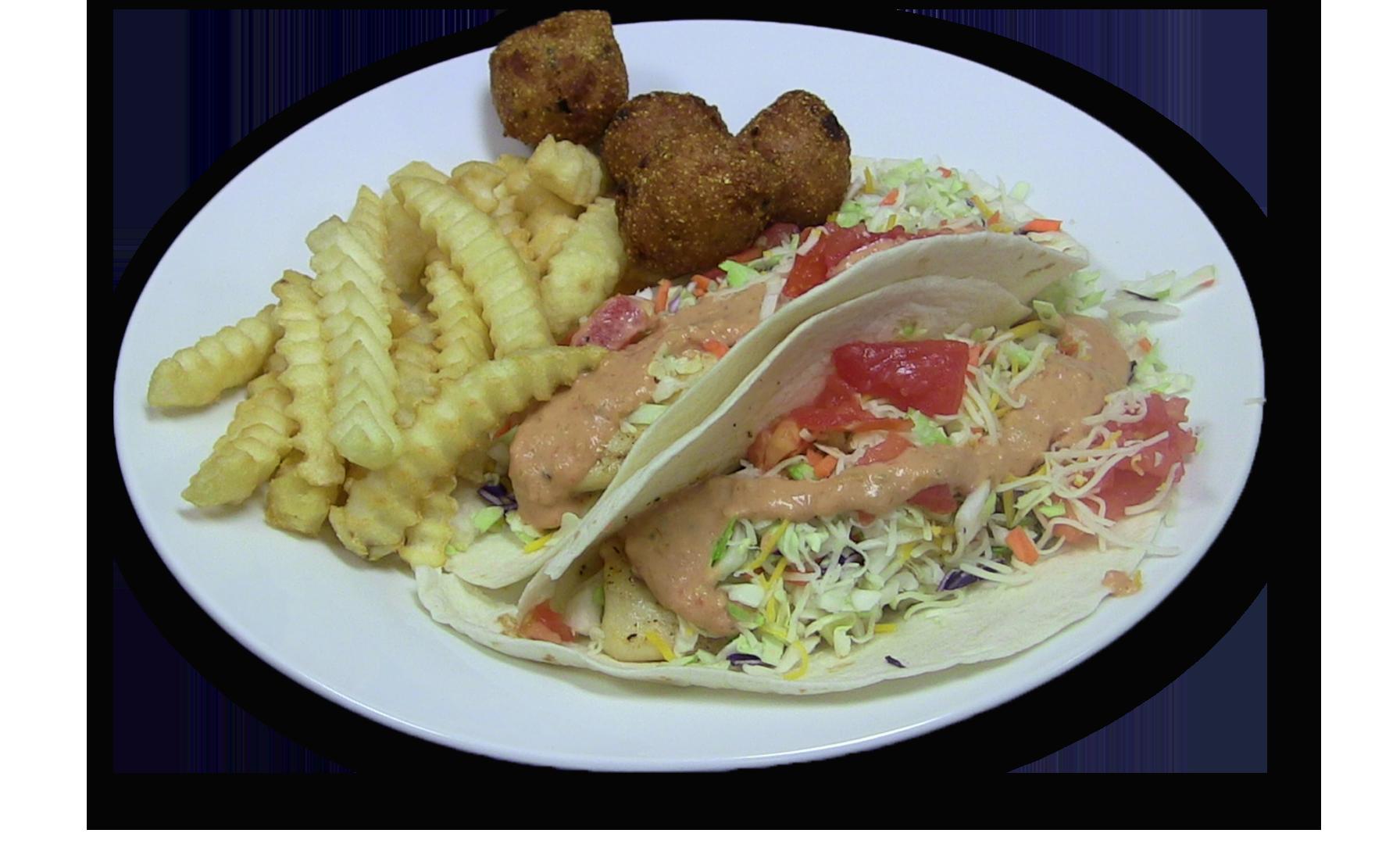 Fish Taco Entree