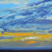 Desert Sunrise 36 x 36