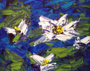 Water Lilies SOLD
