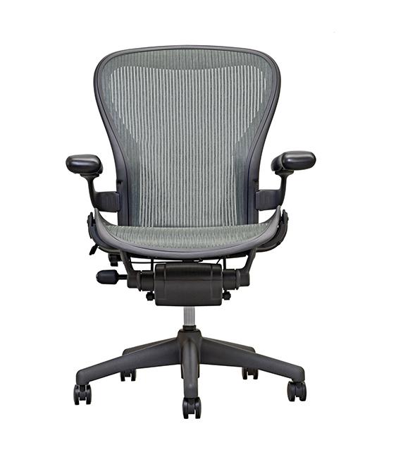 Aeron Chair by Herman Miller basic lead.