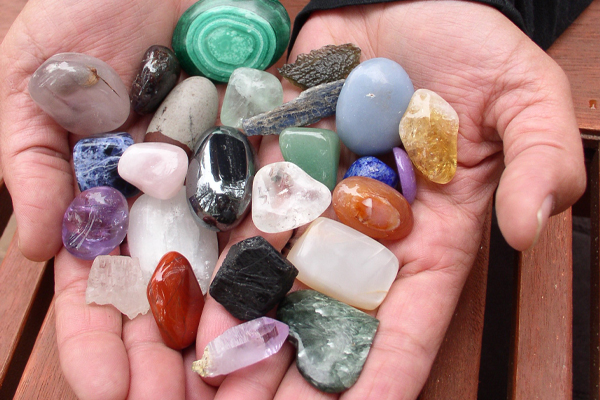 GG 30 | Manifesting With Stones
