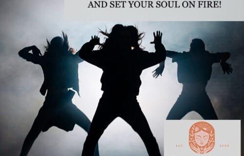 GG 34 new Jessica Goldman |Dance Forever