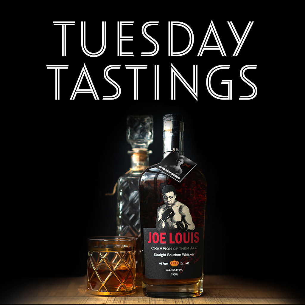 Joe Louis Bourbon - Tuesday Tastings