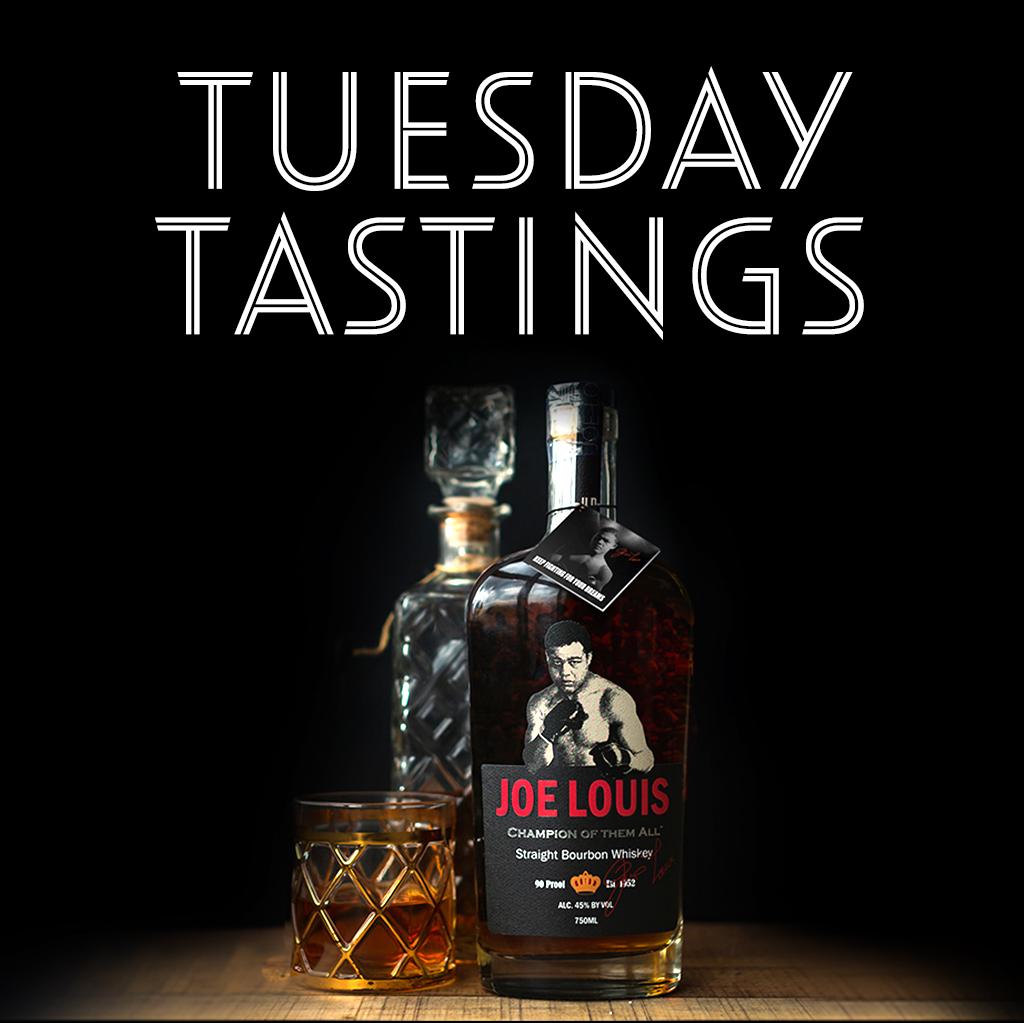 Joe Louis Bourbon - Tuesday Tastings