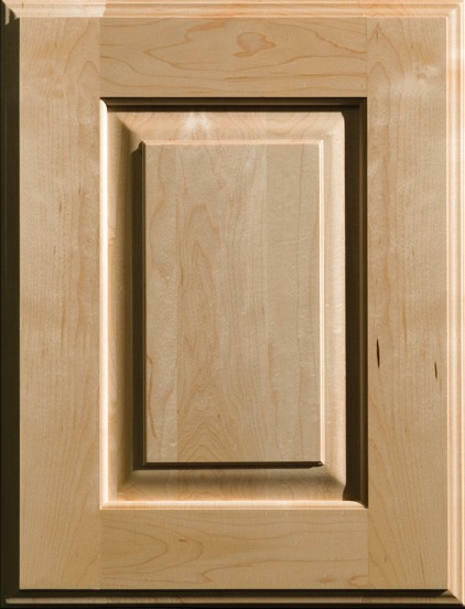 Natural Maple Cabinet