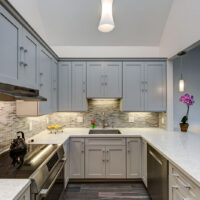 Award Winning Transitional Kitchen 2