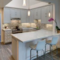 Award-Winning Transitional Kitchen
