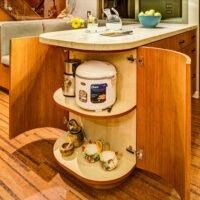 Kitchen Storage Example