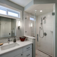 Award-Winning Contemporary Bathroom Remodel