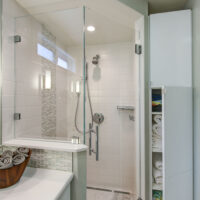 Award-Winning Contemporary Bathroom