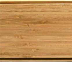 Natural Bamboo Cabinet Door