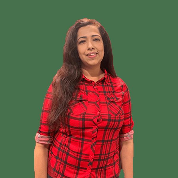 Trisha Chatterjee