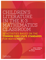 Children's Literature in the K-3 Mathematics Classroom