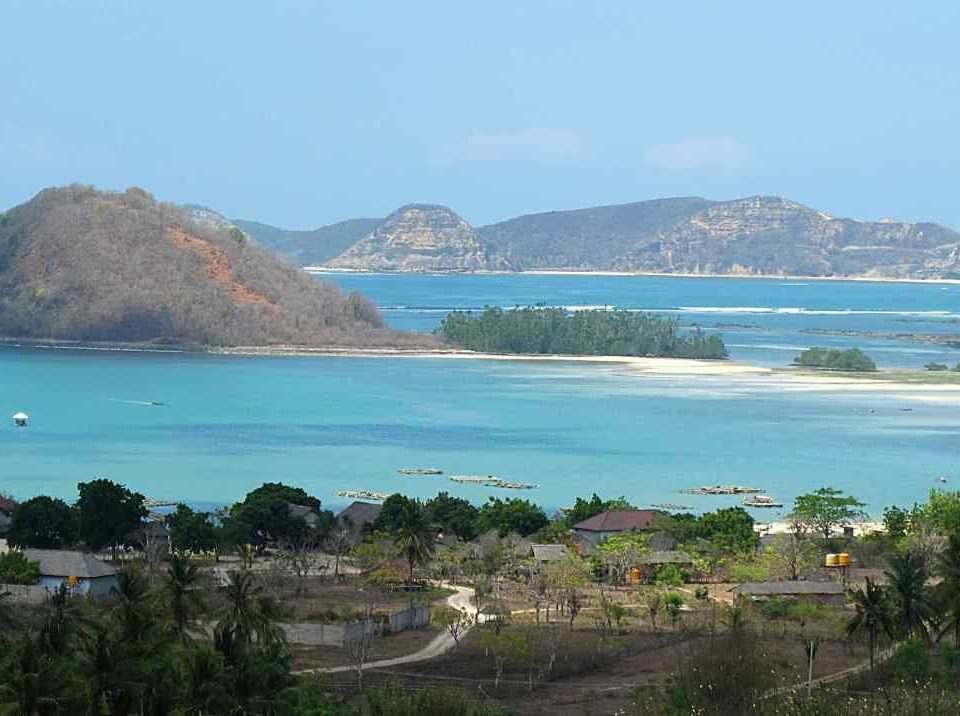 lombok land increases rapidly as investors continue to come to the island