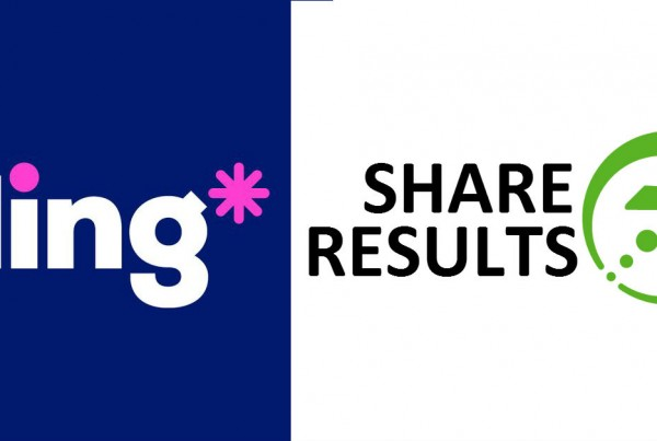 Ding and Share Results Partner and Launch Affiliate Program