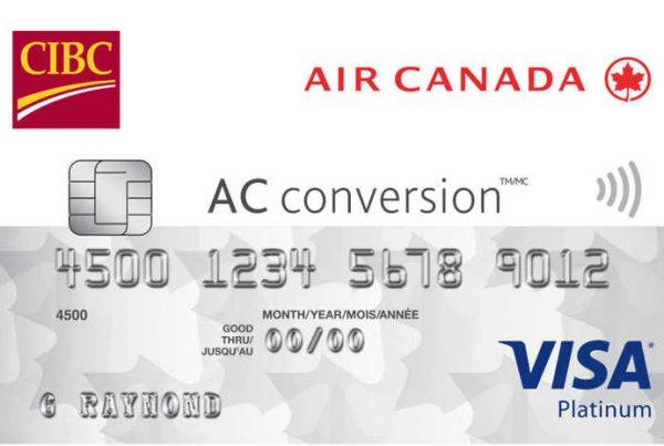 CIBC AC Conversion™ Card