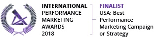 international performance marketing awards 2018