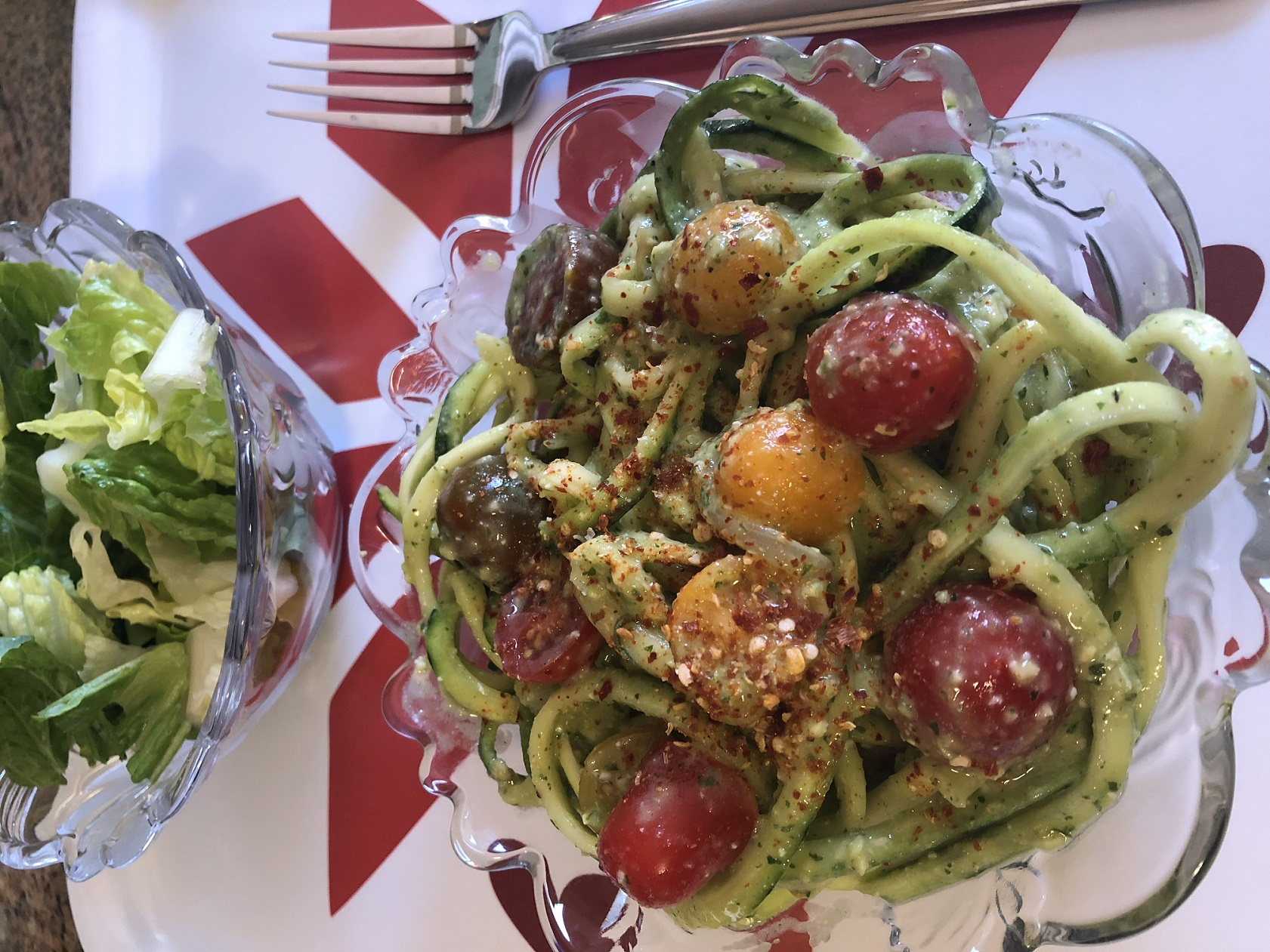 Zoodles for dinner?