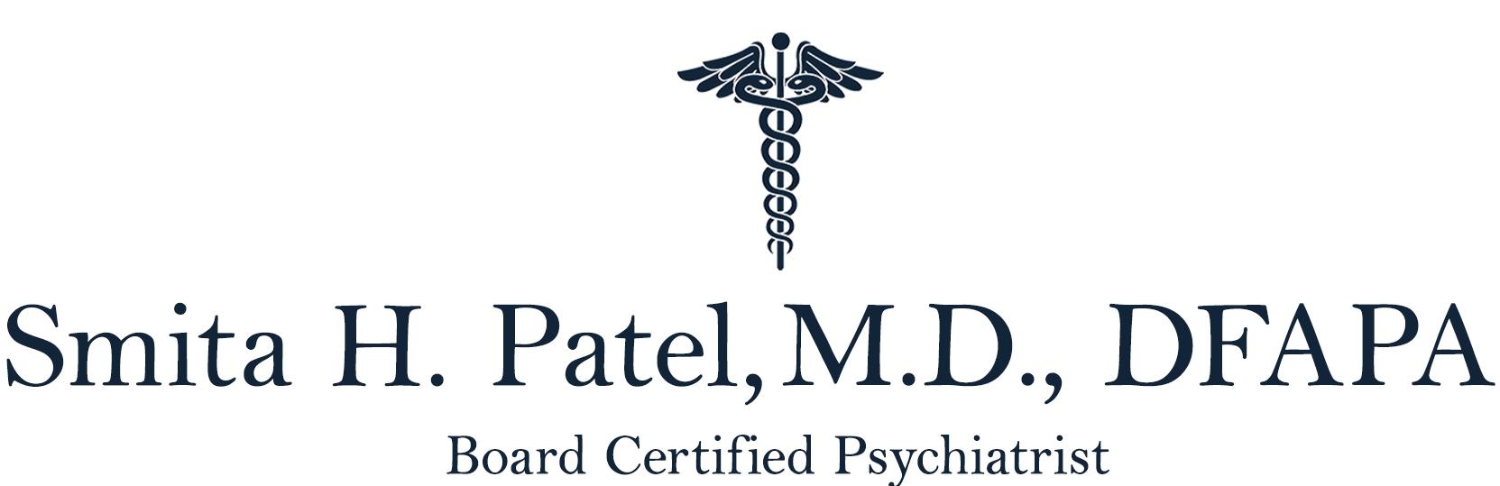 Dr. Smita Patel, MD, DFAPA