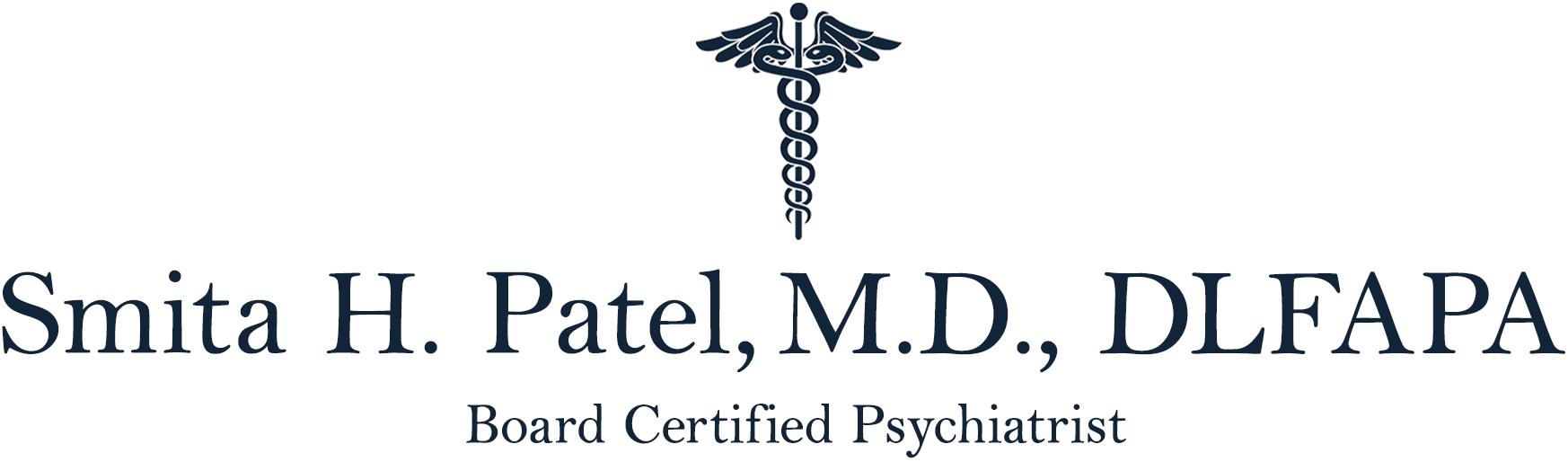 Dr. Smita Patel, MD, DLFAPA
