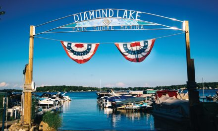 Life on Diamond Lake