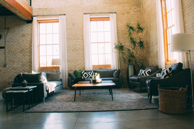 Welter family opens their doors with new loft rental