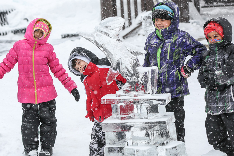 Beat cabin fever with these winter traditions throughout southwest Michigan
