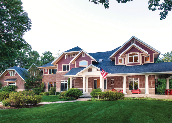 Granger physicians built home with open concept in mind