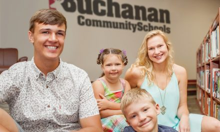 Buchanan students personify impact of new endowment
