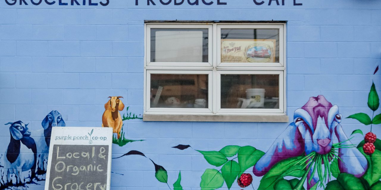 South Bend's Purple Porch Co-op thrives on farm-to-table business