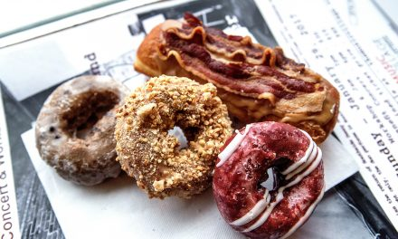 Dainty Maid in South Bend revitalized as 'Cops and Doughnuts: The Dainty Maid Precinct'