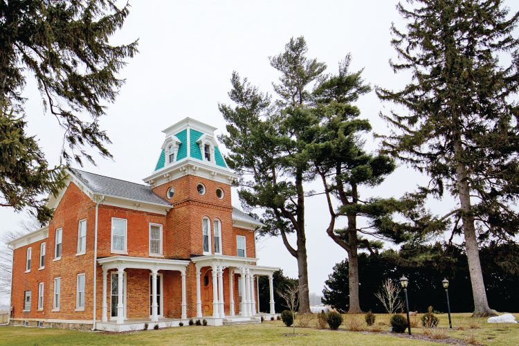 Cass County structures played large role in Abolitionist Movement